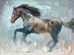 Free Spirit by Mark Spain -  sized 32x24 inches. Available from Whitewall Galleries